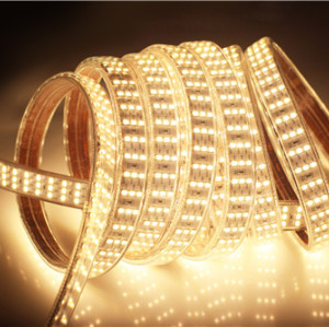 High Lumen and Good Selling SMD2835 276leds/m 220V Led Strip Lights