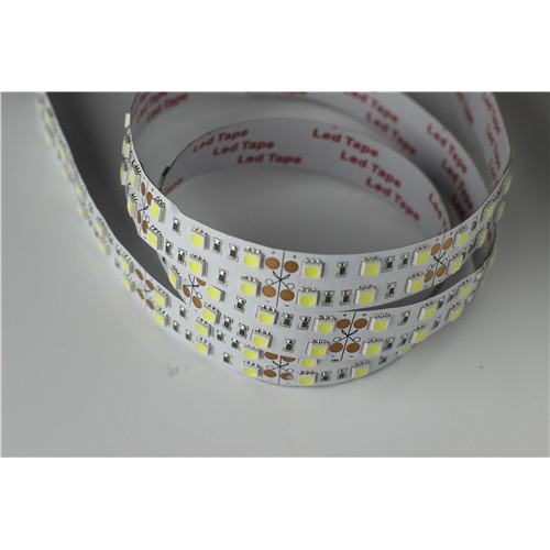 Double Row SMD5050 12V LED Strip Lights Double Row with excellent light effect
