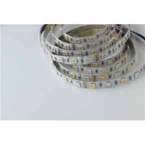 Energy Saving SMD5050 RGB+W 12V LED Light Strips with CE, RoHS Approved