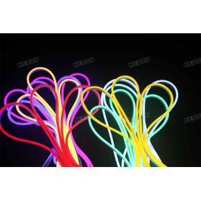 Colorido al aire libre IP68 impermeable Cuttable LED luz de neón flexible