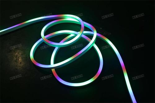 IP68 Waterproof Cuttable LED Flexible Neon Light Used for Different Kinds of Decoration