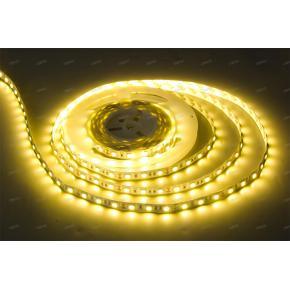 Single Color 12V LED Flexible Strip Lights with Good Lumen
