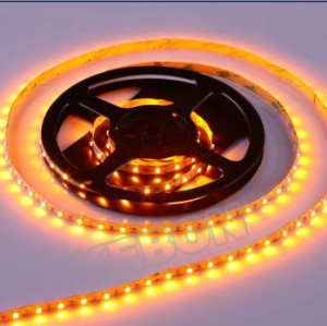 SMD3528 Single Color 12V LED Flexible Strip Lights with Good Price