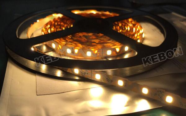 5mm Width DC12V 24V SMD2835 120 LEDs Flexible Strip Light use in small aluminum proflle