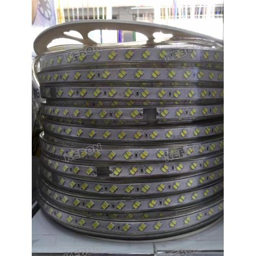 New Kind Of LED Flexible Strips SMD2835 Oblique LEDS 120leds/m with CE, RoHS Certificates