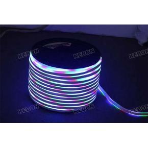 Color popular IP68 a prueba de agua SMD2835 120LEDs AC220V Luz de neón flexible