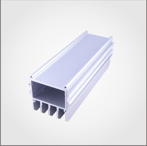 Aluminum extrusion profile free samples heat sink for led