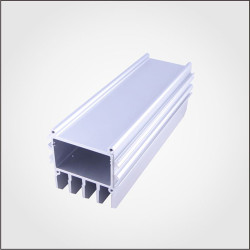 OEM Aluminum extrusion heat sink in China