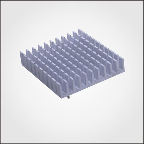 China heatsink factory price customized aluminum extrued profiles heatsink