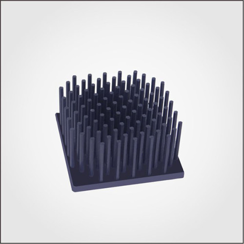 China high quality aluminium heatsink cold forged led heat sink
