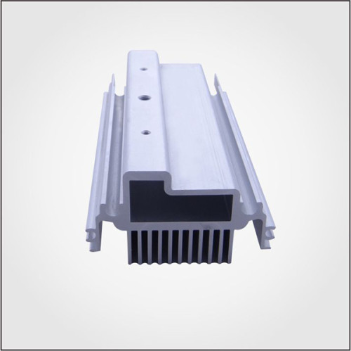 Aluminum exteusion box Customized aluminum heatsink