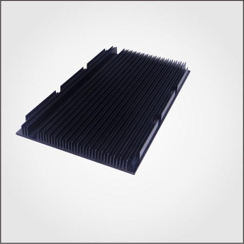 Al6063 extruded aluminum extrusion profile led heat sink