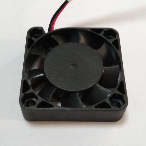 Wide Voltage EC fan 40x40x10MM in stead of AC Cooling fan