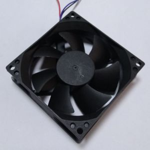 Dc brushless Air cleaner 80*80*25mm fan