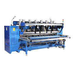 China high quality gantry rowing welding machine for steel wire mesh