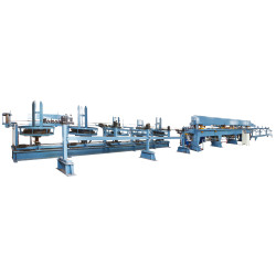 Steel truss  welding machine