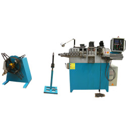 Good price selling automatic steel ring forming machine from China