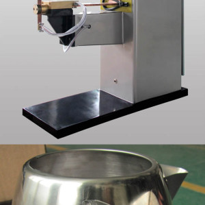 High efficiency  pneumatic spot welding machine for electric kettle production