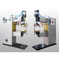 75KVA AC pneumatic spot and projection welder for metal industry with reliable quality