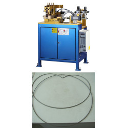 75KVA AC resistance butt welding machine  for steel wire , wire ring welding