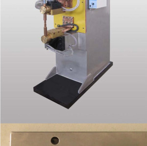 DN-150KVA single head pneumatic spot welding machine for steel sheet & carbon steel sheet