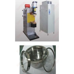 12KVA capacitor discharge welding machine for stainless steel pot from China