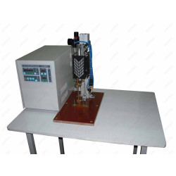 Small capacity table capacitor spot welding machine for electronic component