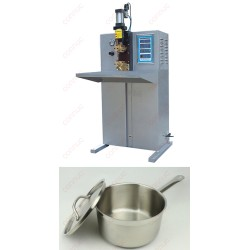China best selling capacitor discharge welding machine for aluminum cookware & utensil