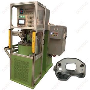 Intermediate frequency inverter 4 stations nut welding machine