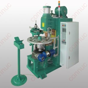 MD-25 filter cover 6 stations intermediate frequency customized welding machine