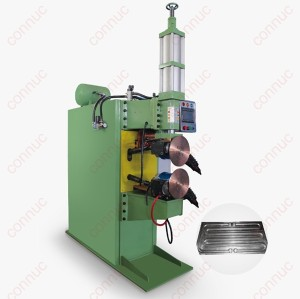 SDM-60 intermediate frequency inverter rolling seam welding machine