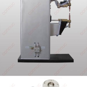 Cap nut automatic resistance spot welding machine selling from china