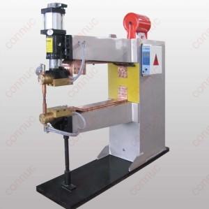 DN-150 air operated long rocker arm resistance spot welding machine.