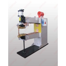 DN-150 air operated long rocker arm resistance spot welding machine.