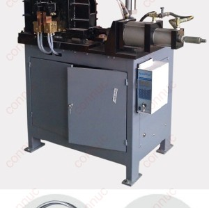 Good price hydraulic flash butt welder for welding iron tubes, iron plates