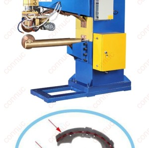 Automobile & truck brake shoe projection seam welder produced in china