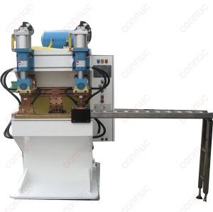 Burglar proof door medium frequency spot welding machine