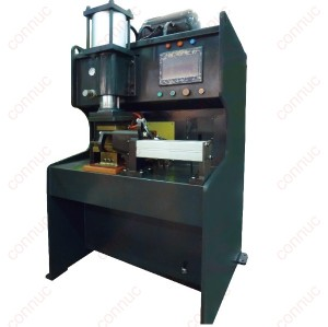 Automobile shock absorber ring medium frequency spot welding machine