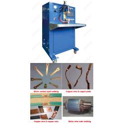 1000Hz medium frequency DC welding machine for copper plate welding