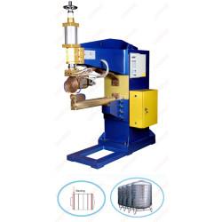 Longitudinal seam welding machine for stainless steel water tower