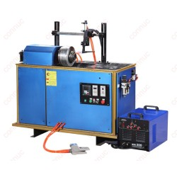 Automatic horizontal circular argon arc seam welding machine made in china