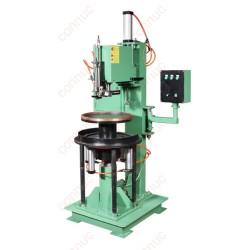 Automatic vertical plasma circular seam welding machine
