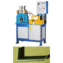 L H type steel pipe and tube resistance bump welder