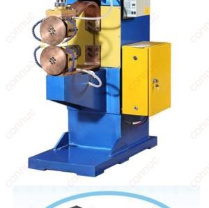 Inverter hydraulic seam welding machine for car bumper junction front & rear wheel welding