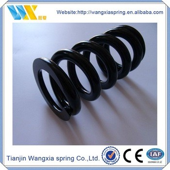 high pressure railway coil springs