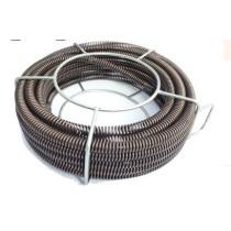Manual Flexible Spring Steel Auger Sewer Drain Cleaner Snake