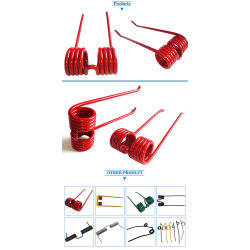 China Supplier Low Price torsion spring for doors