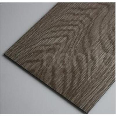 Custom made vinyl plank for apartment