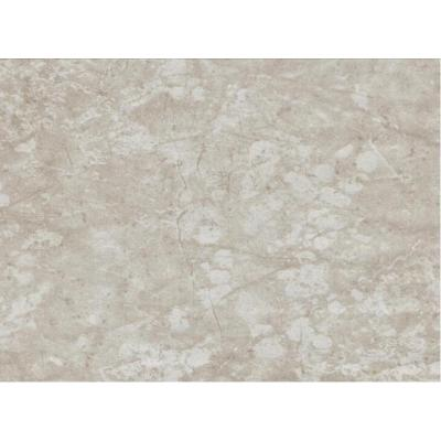 hanflor pvc floor tile slate embossed marble looking smooth in light gray for kitchen HVT2065-2