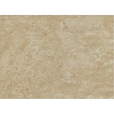 hanflor pvc floor tile slate embossed recyclable in light yellow for kitchen HVT2065-3